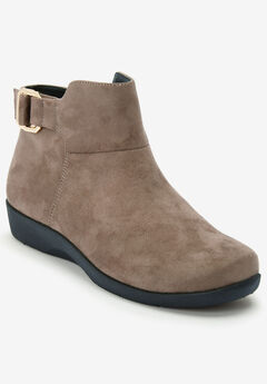 The Cassie Shootie by Comfortview®, TAUPE