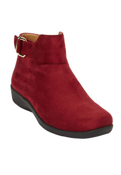The Cassie Shootie by Comfortview®, RICH BURGUNDY