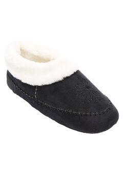 Snowflake Slipper by Comfortview®,