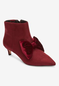 The Kitt Bootie by Comfortview®,