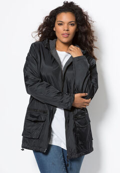 7186c670f9b Plus Size Coats   Winter Jackets for Women