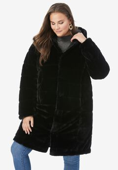 Reversible Long Coat,