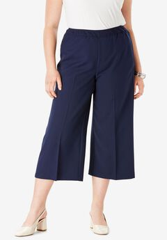 Bend Over® Culotte Pant,