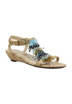 Aleesa Wedge by J. Renee®,