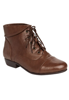 The Darcy Bootie by Comfortview®,