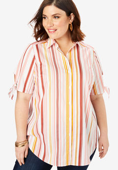 21427152f Plus Size Shirts & Blouses | Full Beauty