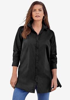 Kate Tunic Big Shirt,
