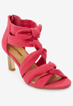 The Hazel Sandal by Comfortview®,