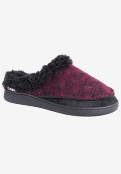 Aileen Clog Slipper by Muk Luks,