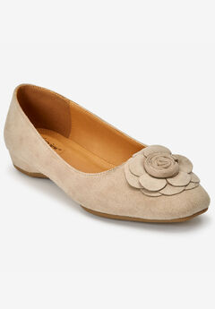 The Orla Flat by Comfortview®, NEW NUDE