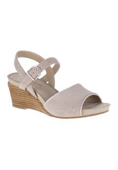Cassale Qtr Strap Sandal by Hush Puppies®,