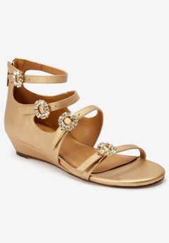 The Hilary Sandal by Comfortview®,