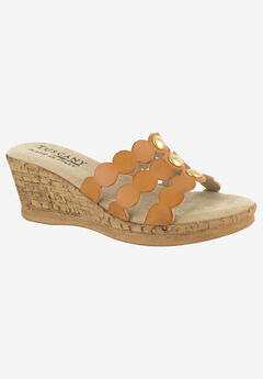Torina Tuscany Wedge by Easy Street®,