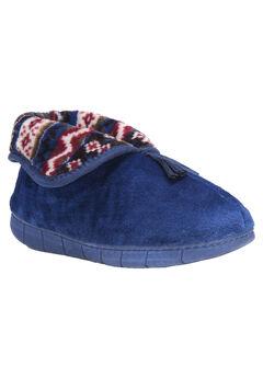 Porchia Slippers by Muk Luks®, LIBERTY BLUE