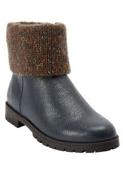 Trace Booties by Comfortview,