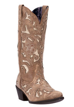 Sharona Boots by Laredo, TAN