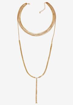 Lariat Necklace,
