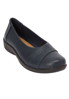 The Gab Flat by Comfortview®, NAVY