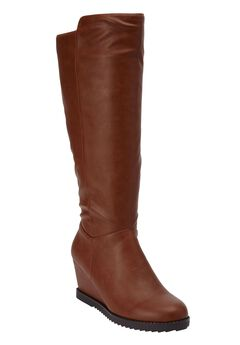 Rockwell Tall Calf Boot by Comfortview,