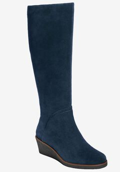 Binocular Wide Calf Boots by Aerosoles®,