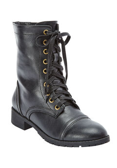 The Britta Boot by Comfortview®, BLACK