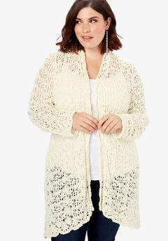 Crochet Cardigan,