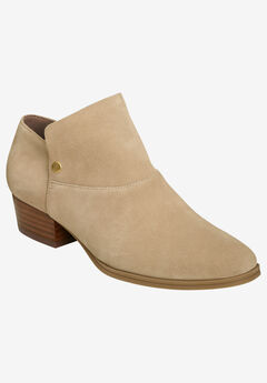 Diane Bootie by Aerosoles®, TAUPE SUEDE