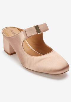 The Candice Mule by Comfortview®, NUDE