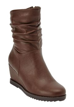 Aggy Booties by Comfortview,