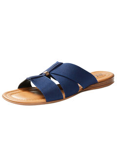Good Soles Strappy Slide Sandal,