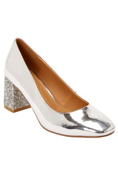 The Silvia Pump by Comfortview®,