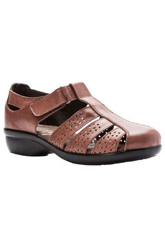 April Sandals by Propet®, BROWN