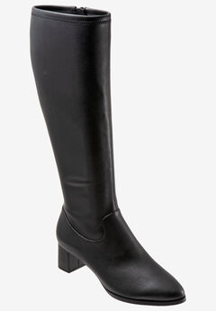 Kacee Wide Calf Boot by Trotters®,