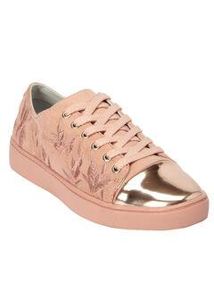 The Jayla Sneaker by Comfortview®, DUSTY PINK