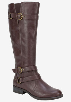 Loyal Boot by White Mountain, BROWN