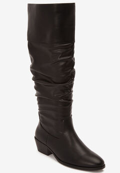 The Lucille Wide Calf Boot by Comfortview®,