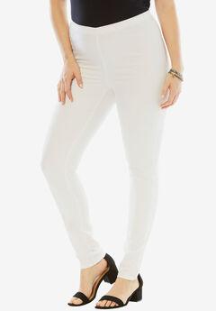 Pull-On Stretch Denim Skinny Jean by Denim 24/7®,