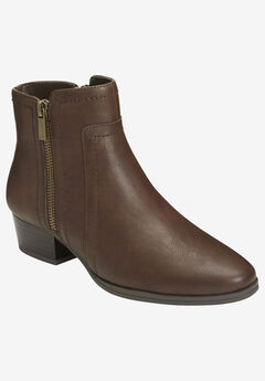 Double Cross Boot by Aerosoles®, BROWN