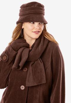 Plush Fleece Scarf,