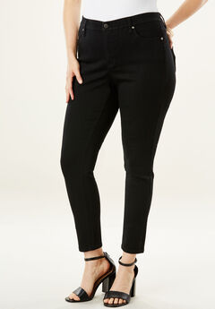 The Sculpt Jean By Denim 24/7®, BLACK