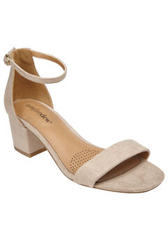 Orly Sandals by Comfortview®, NEW NUDE