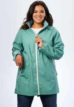 674f0fbe067 Cheap Plus Size Rainwear for Women