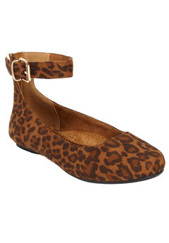 The Leia Flat by Comfortview®, ANIMAL