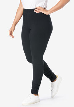 Ruched Legging,