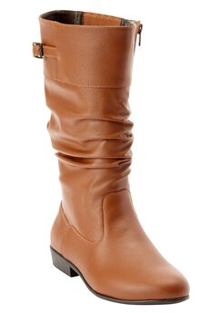 Monica Wide Calf Boots by Comfortview,