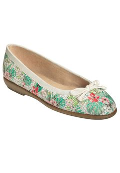 Fast Bet Ballet Flat by Aerosoles®,
