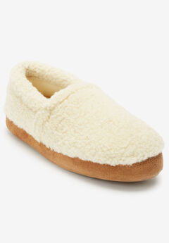 The Ardita Slipper by Comfortview®, OATMEAL