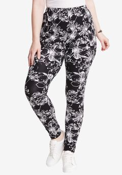 Print Leggings,
