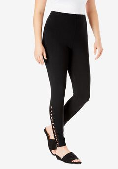Lattice Essential Stretch Legging,
