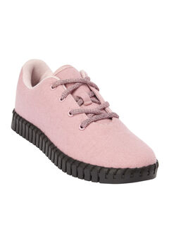 The Codie Sneaker by Comfortview®, PINK HEATHER